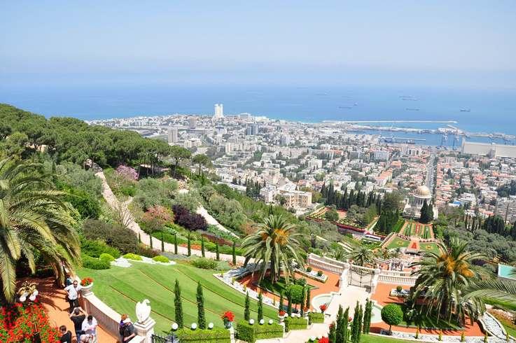 Экскурсии в Тель-Авиве на русском - Тель-Авив - 15-ти километровая полоса прекрасных пляжей