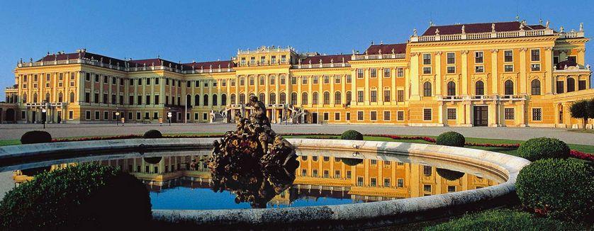Экскурсии в Вене - Экскурсия во дворец Шёнбрунн