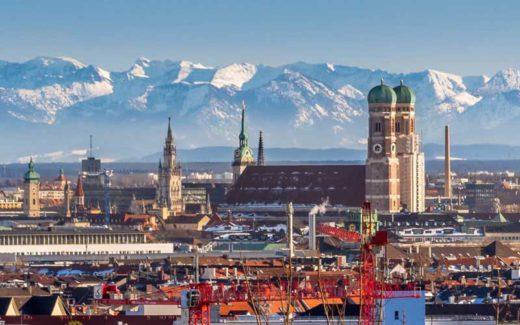 Экскурсии по Мюнхену